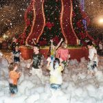 Fake Snow : Credit to Expat Living