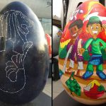 Giant Easter Eggs : Credit to Toggle