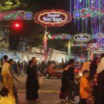 Hari Raya Bazaar : Credit to ST
