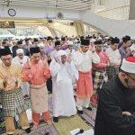 Hari Raya Haji : Credit to TODAY