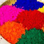 Holi Powder : Cookingshooking