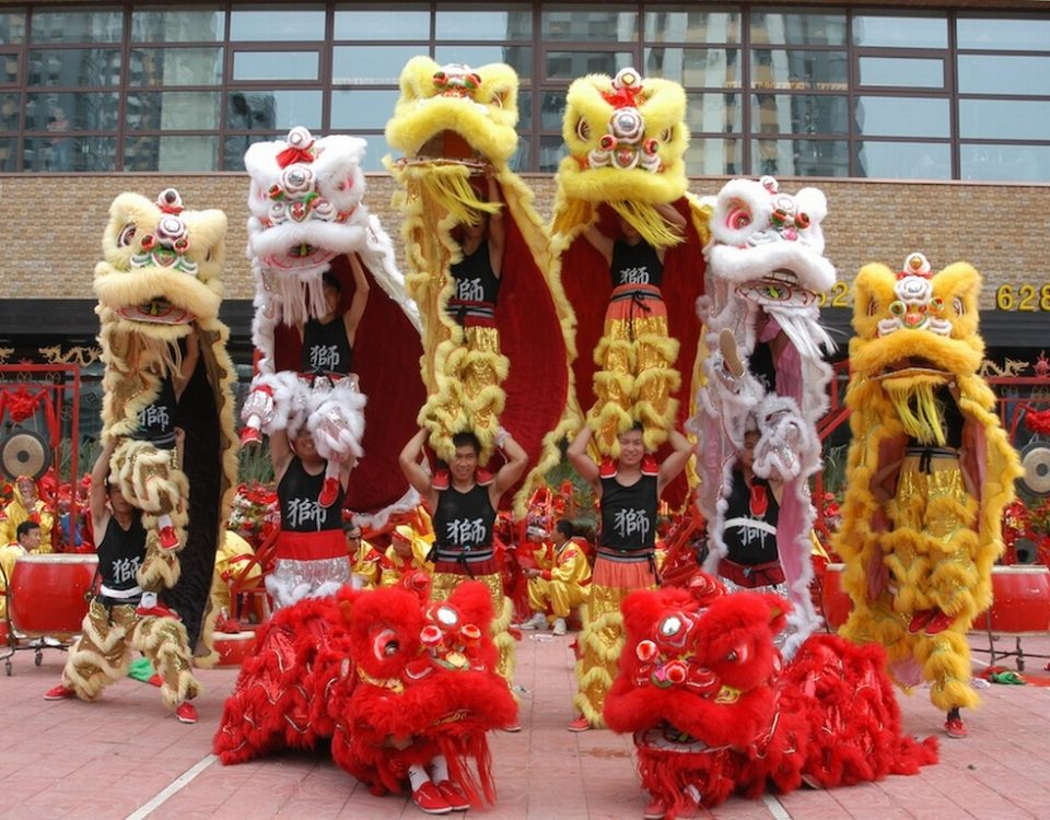 Lion Dance @ CNY : Credit to ExpatLiving
