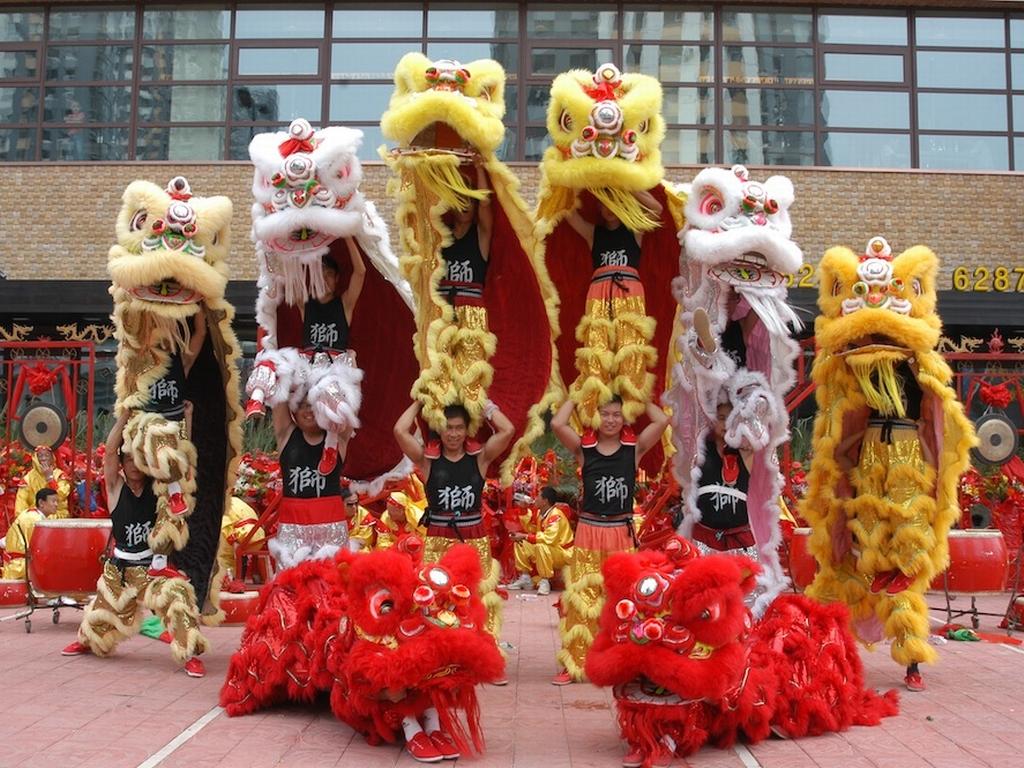 Chinese New Year | Harmony Truck